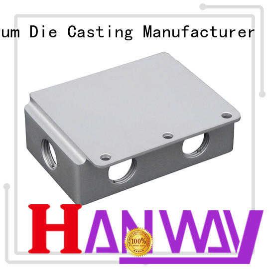 Security CCTV system accessories factory for plant Hanway