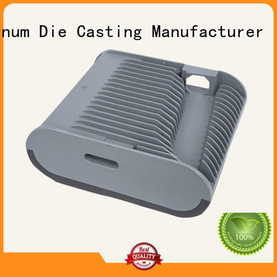 Hanway product die-casting aluminium of lighting parts customized for mining