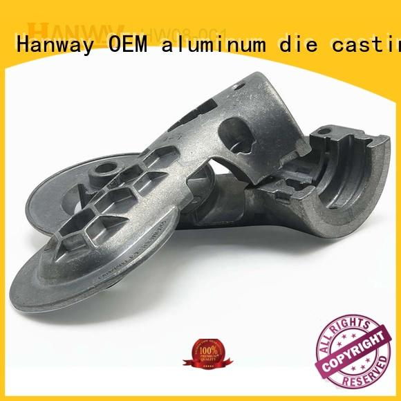 Hanway made in China aluminum casting manufacturers wholesale for merchant