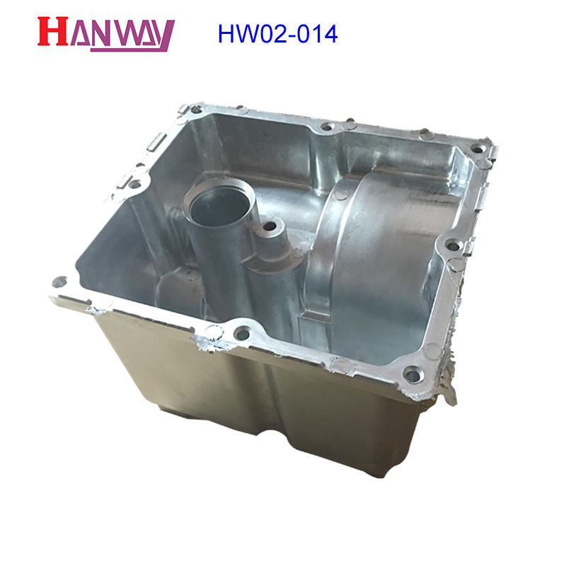 polished aluminium pressure casting automobile from China for manufacturer-3