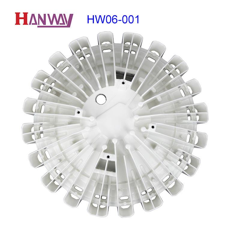 coating led heatsink part for plant Hanway-3