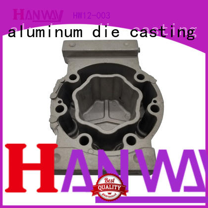 100% quality valve body & flange part for manufacturer Hanway