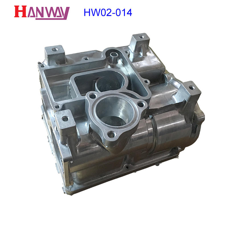 polished aluminium pressure casting automobile from China for manufacturer-2