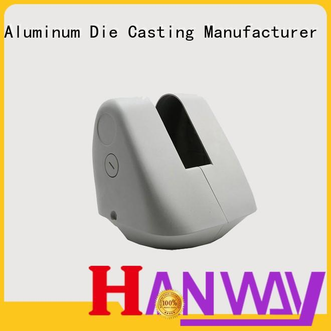 Hanway die casting Security CCTV system accessories supplier for light