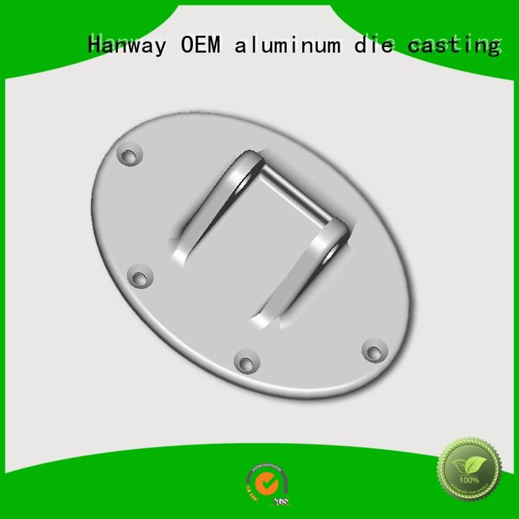 aluminum tools foundry chinese Hanway Brand company
