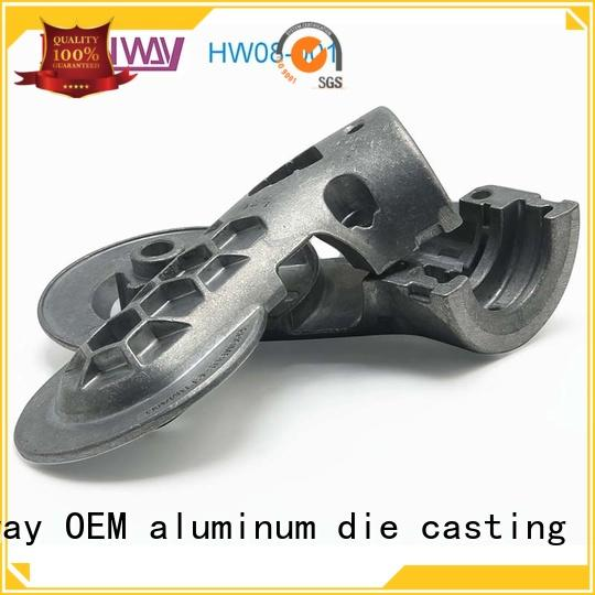 Hanway made in China aluminum casting supplier from China for businessman