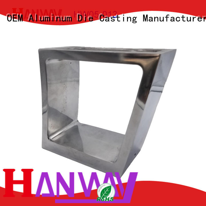 Hanway cast recessed lighting housing kit for light