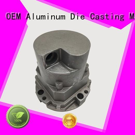 Hanway Brand machining cnc custom aluminum channel