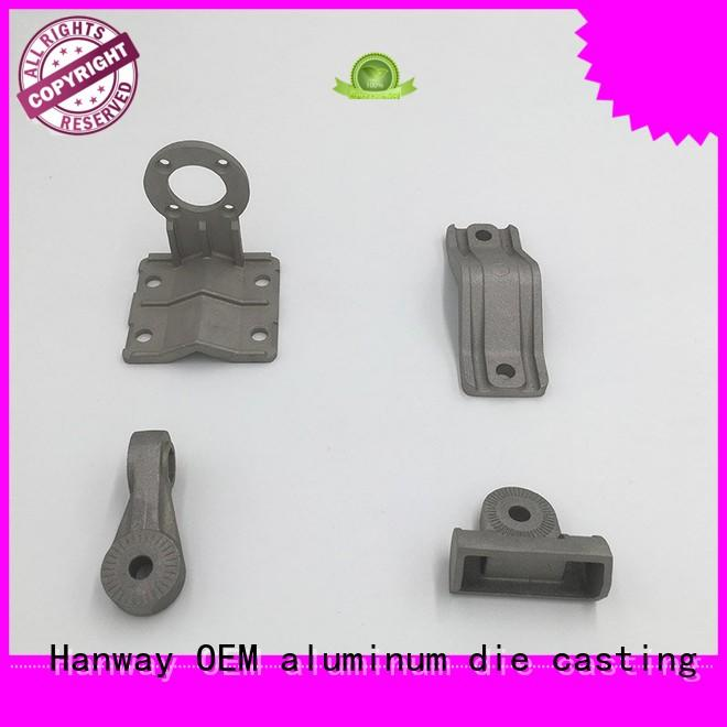 casting coating OEM aluminum die casting wireless antenna Hanway
