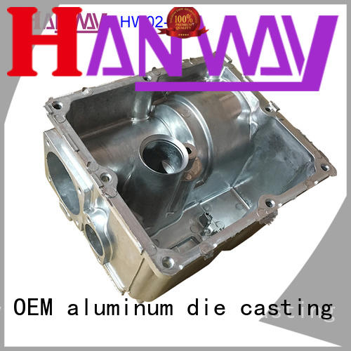 Hanway forged Industrial parts and components from China for industry