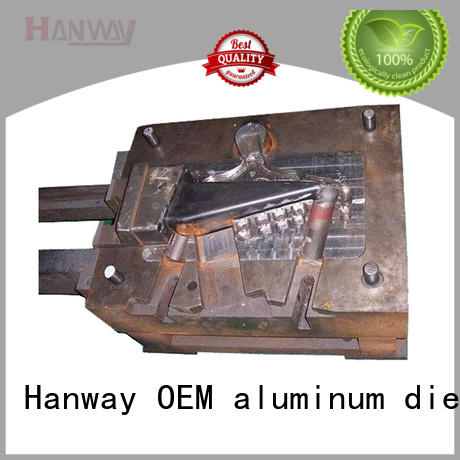 Hanway mould aluminium casting process supplier for industry