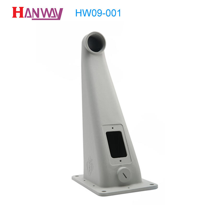 Hanway casting Security CCTV system accessories kit for outdoor-2