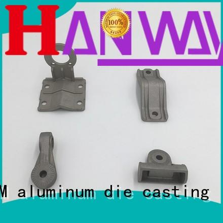 mount foundry aluminum Hanway Brand wireless antenna mounting manufacture