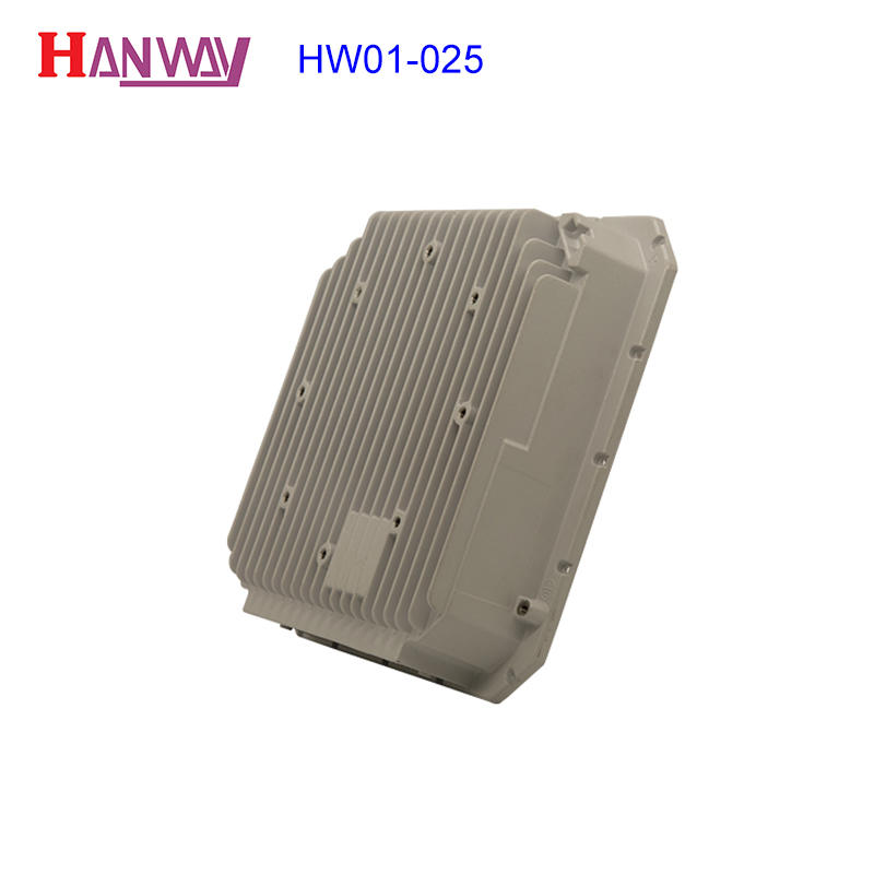 machining wireless telecommunications parts design for antenna system Hanway-1