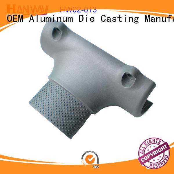 Hanway mould aluminium pressure casting wholesale for plant
