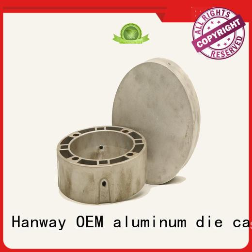 Hanway pressure light housing customized for light