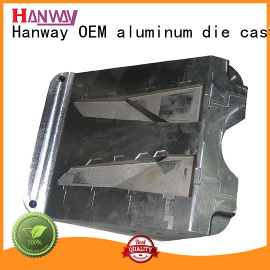 Hanway 100% quality high pressure casting supplier for trader
