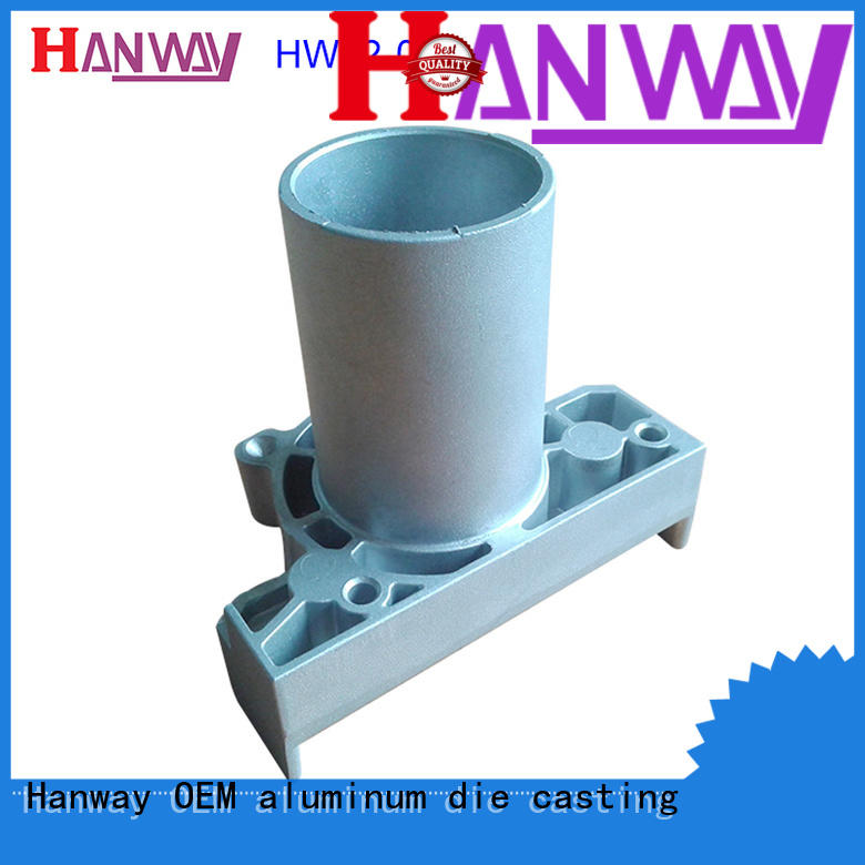 Hanway diecasting die casting design series for plant