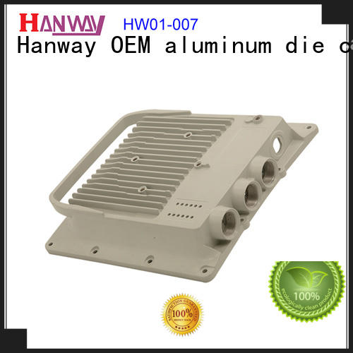 Hanway coating aluminum alloy casting inquire now for manufacturer