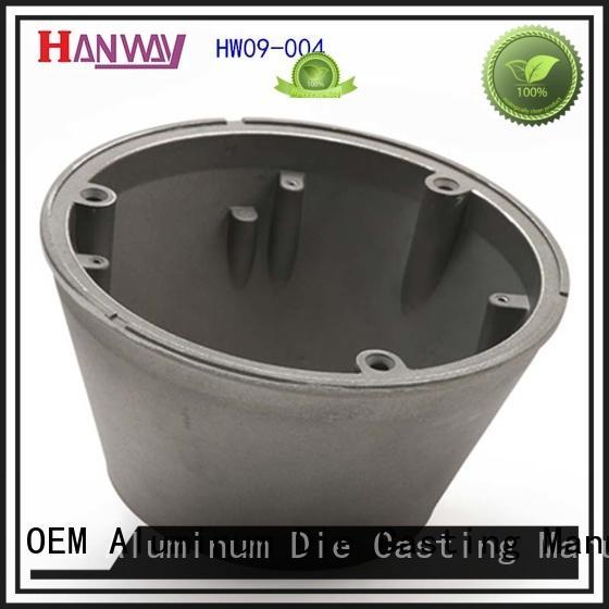 hanway CCTV camera enclosure factory price for lamp Hanway