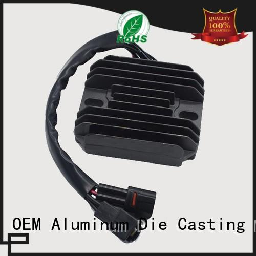 Hanway mould custom motorcycle accessories customized for antenna system