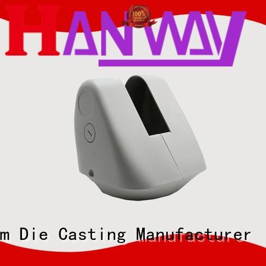 precision die camera machining cctv camera accessories die casting Hanway Brand