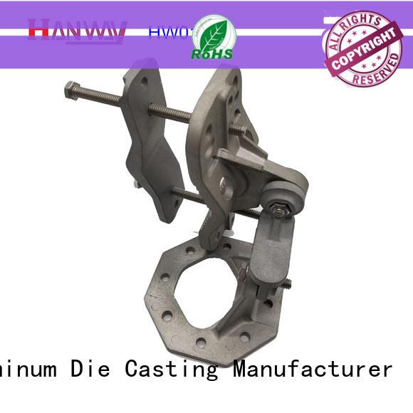 aluminium heat sink oem for industry Hanway