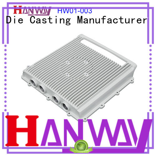 hw01009 wireless telecommunications parts factory for antenna system Hanway