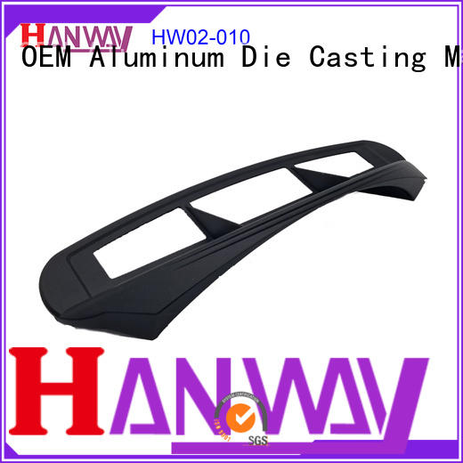 Hanway complex aluminium pressure casting directly sale for workshop