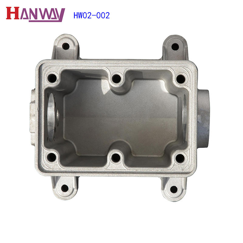 polished metal casting parts hw02009 supplier for workshop-3