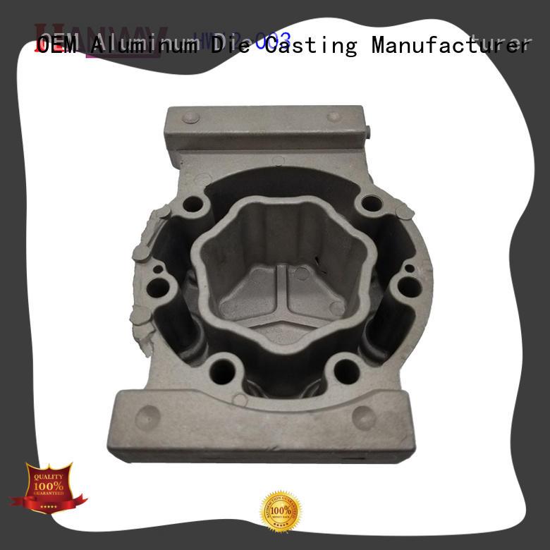 100% quality valve body & flange kit for manufacturer Hanway