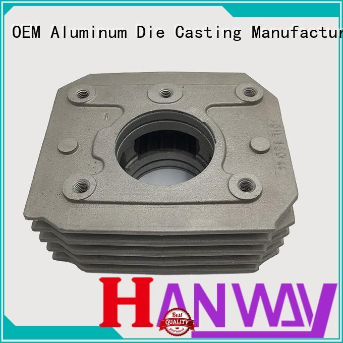 Hanway Brand services cast aluminum furniture manufacturers aluminum factory