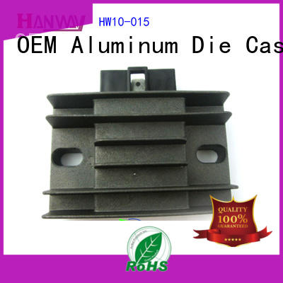 wireless aluminium die casting companies regulator supplier for manufacturer