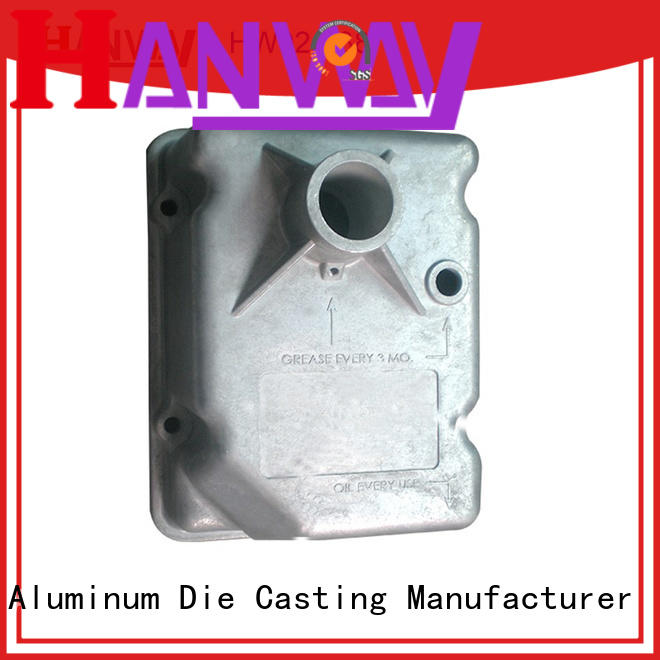 Hanway pressure metal casting parts wholesale for industry