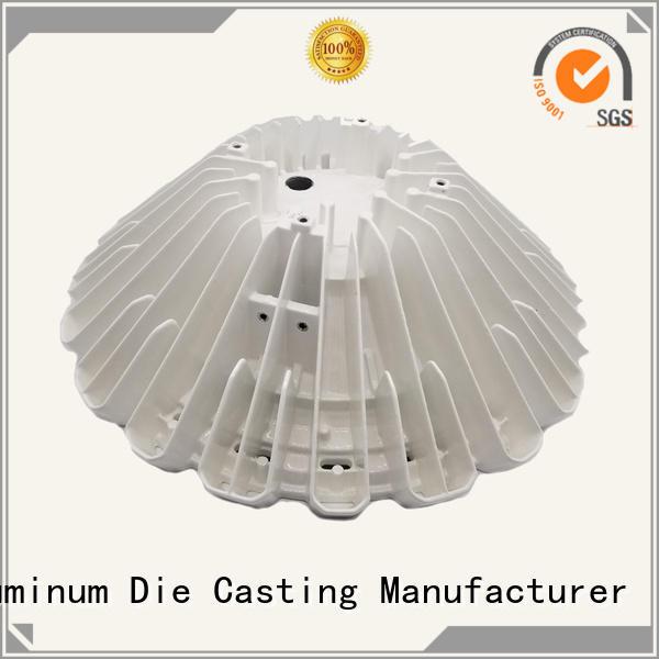 Hot LED light heat sink die casting casting Hanway Brand