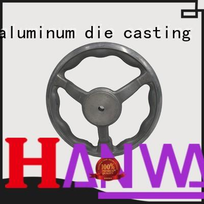 Hanway polished stainless steel die casting hw02014 for plant