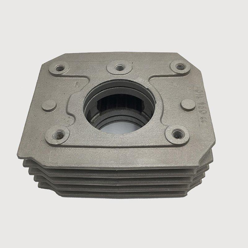 Automobile regulator heatsink aluminum die casting