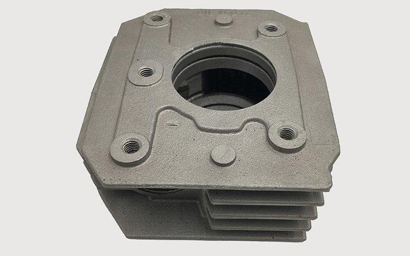 Hanway die casting Automotive & Motorcycle heatsink for motorcycle