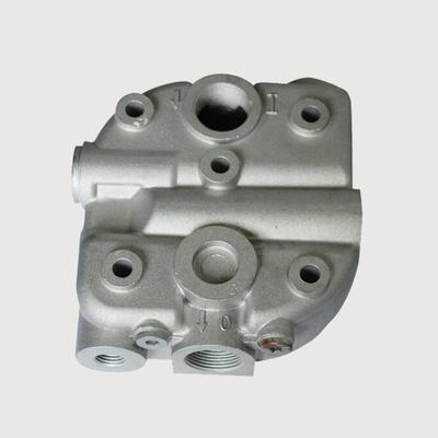 CNC machining aluminum foundry auto parts