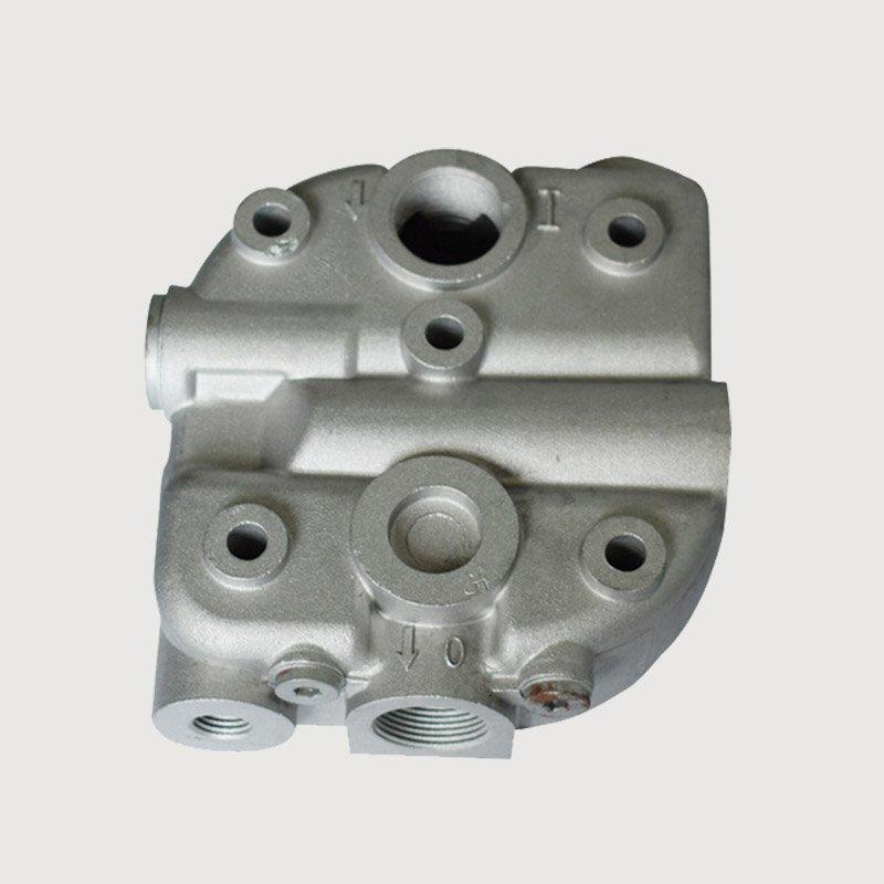 CNC machining aluminum foundry auto parts