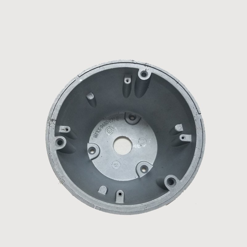 Hanway Aluminum die casting cnc machining CCTV camera enclosure CCTV Camera Housing image6