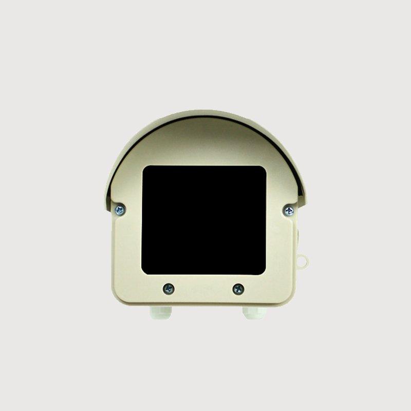 Hanway Aluminum die casting white cctv camera bracket CCTV Camera Housing image5