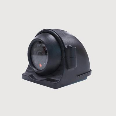 CNC precision black waterproof aluminum die casing camera housing