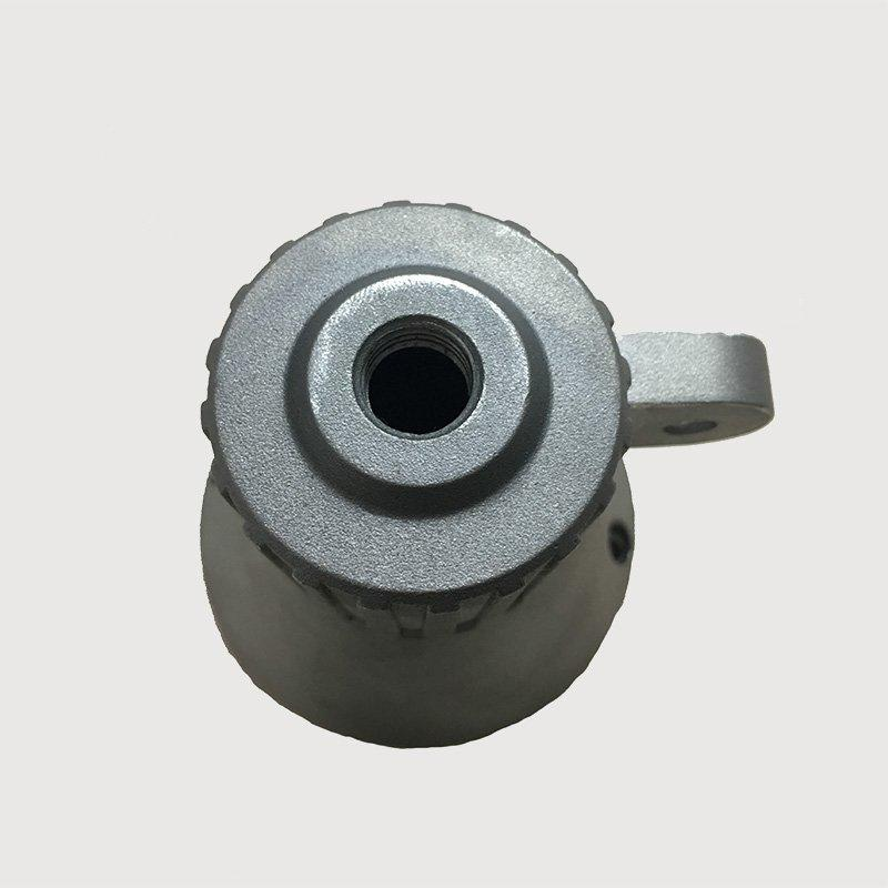 China manufacturer CNC precision aluminum foudry led lamp housing
