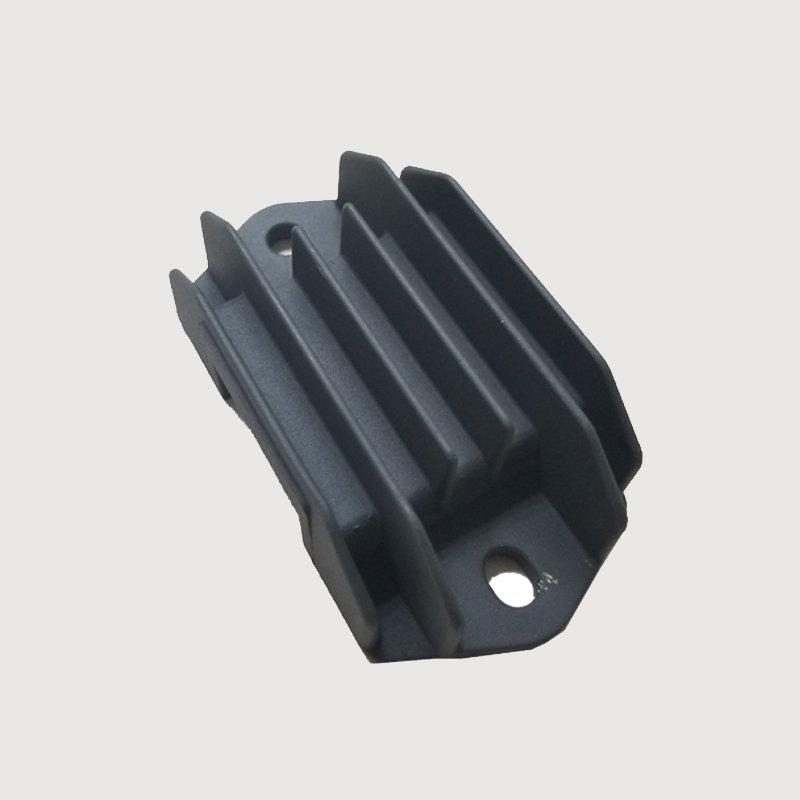 High quality aluminum foundry motorcycle scooter regulator