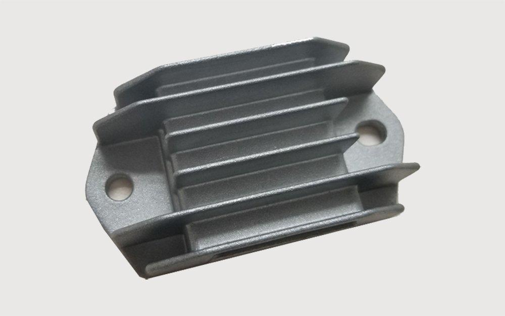 custom heatsink sink cooler Hanway Brand aluminum die casting supplier