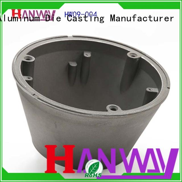 enclosure Security CCTV system accessories customized for mining Hanway