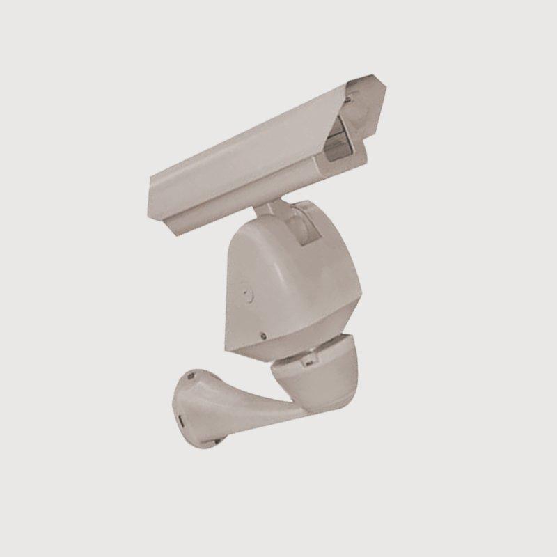 Hanway Camera housing aluminum die cast CCTV Camera Housing image1