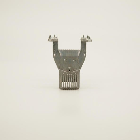 Aluminum die cast Motorcycle rectifier heatsink
