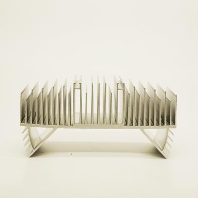 Aluminum foundry LED lighting heat sink